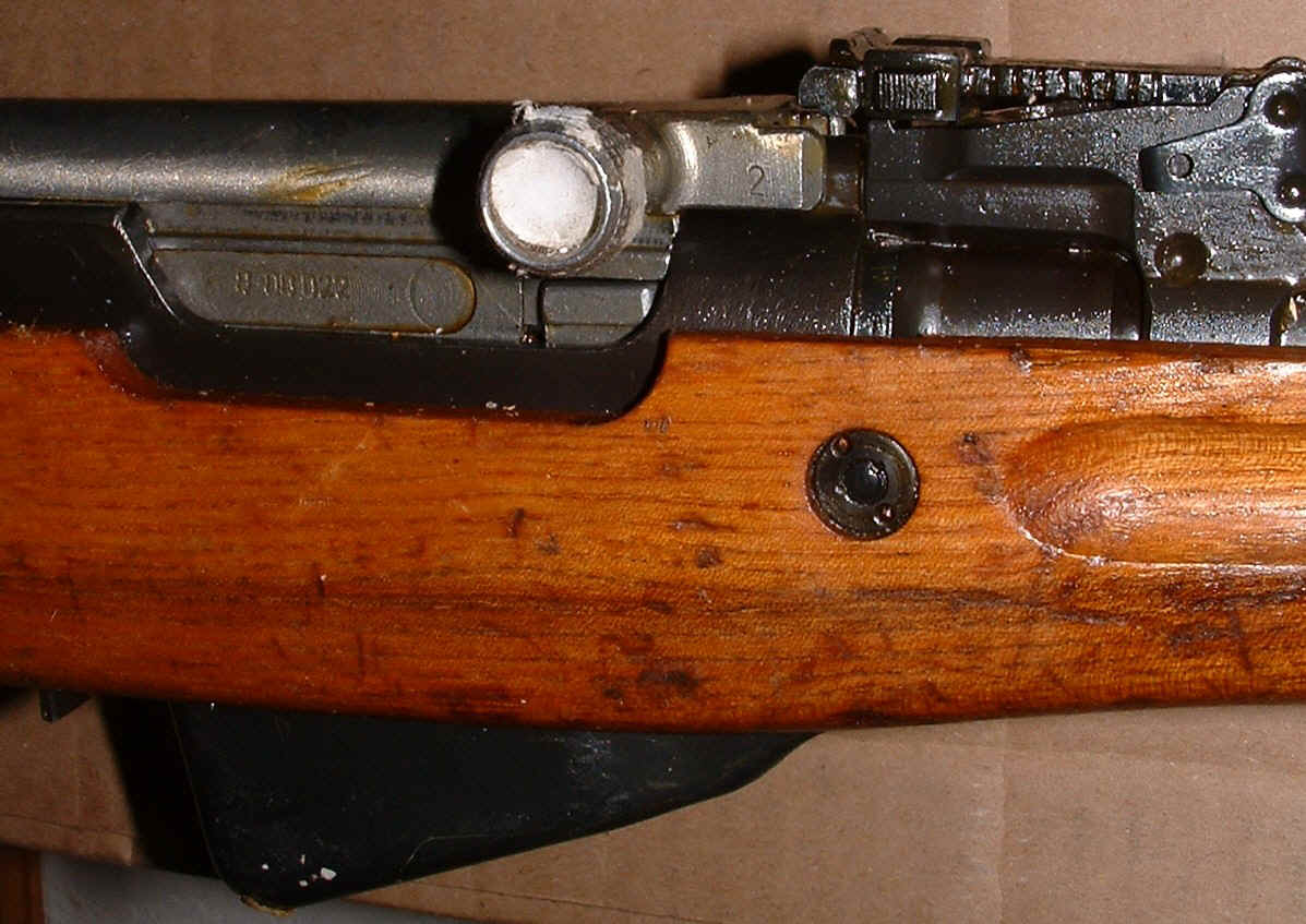 Mosin Nagant not coated in Cosmoline? - General Rifle Discussion
